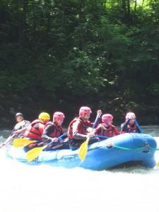 Taskforce Rafting