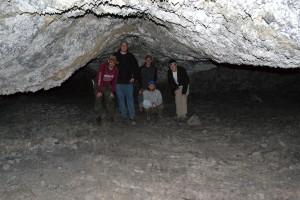 Die ICB-Taskforce im Buffalo Cave