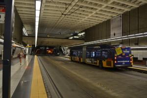 In Seattle gibt es den U-Bus