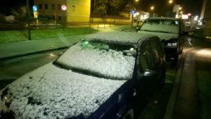 Dem Schnee im November entkommt man vermutlich auf der nördlichen Hemisphäre nicht...