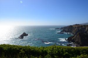 Und schon wieder Küste...