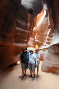 Taskforce Antelope Canyon