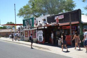 Route 66 für Touristen