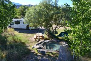 So darf ein Stellplatz am Campingplatz aussehen