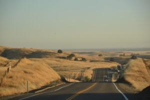 Kalifornien... unendliche Weiten...