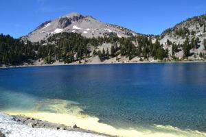 Kein Trinkwasser im Helen Lake